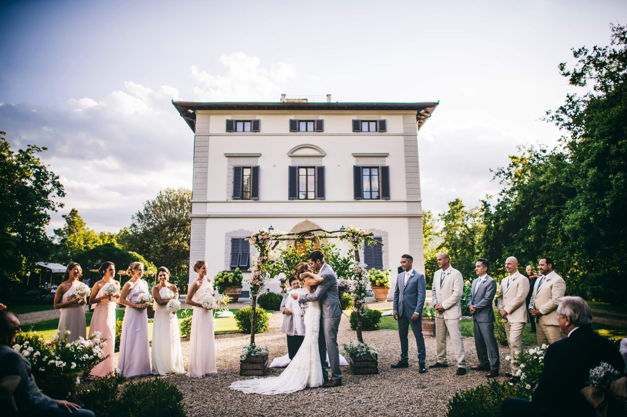 Wedding Villa Teresa Tuscany