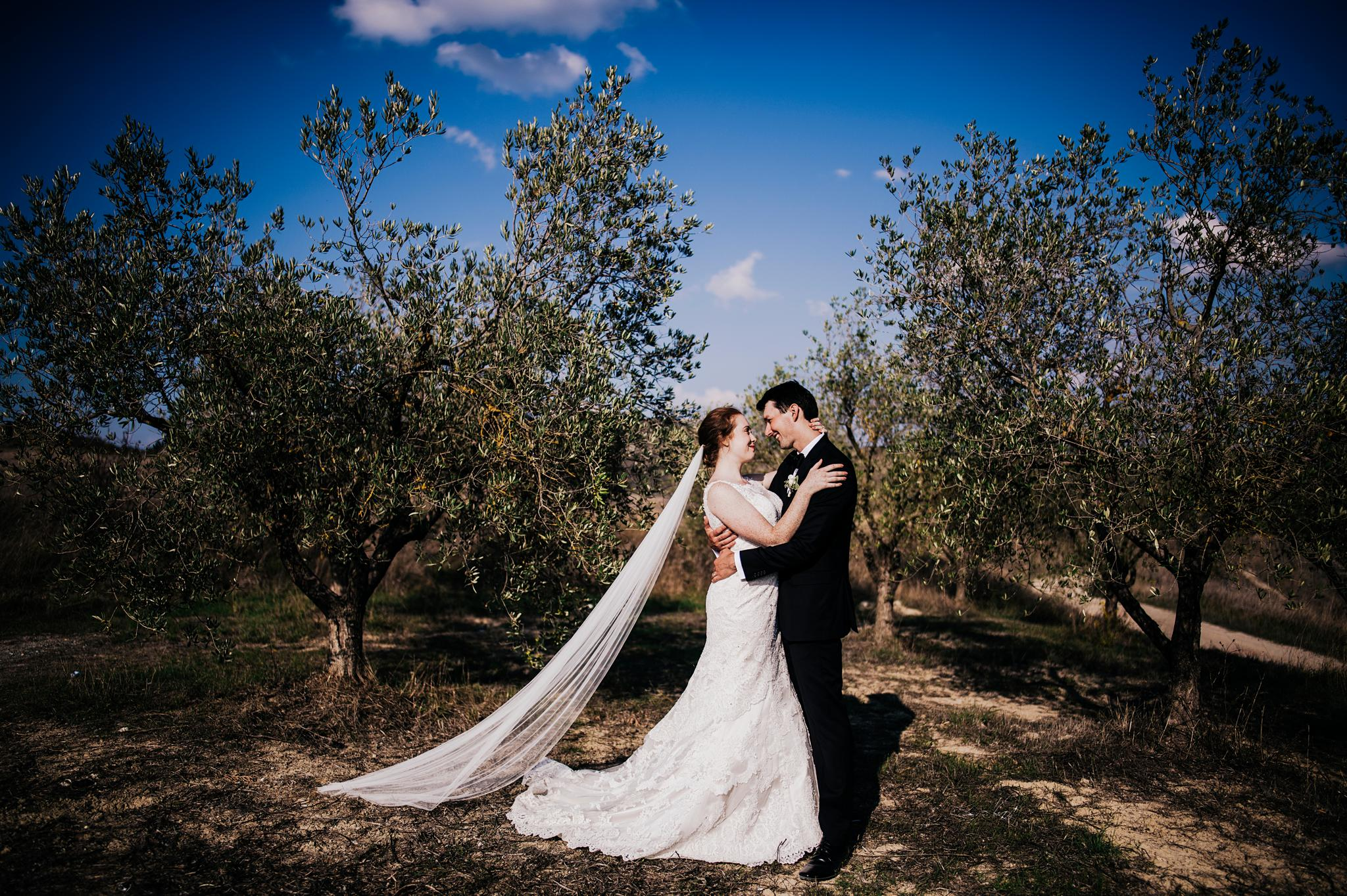 Wedding Certaldo Tuscany