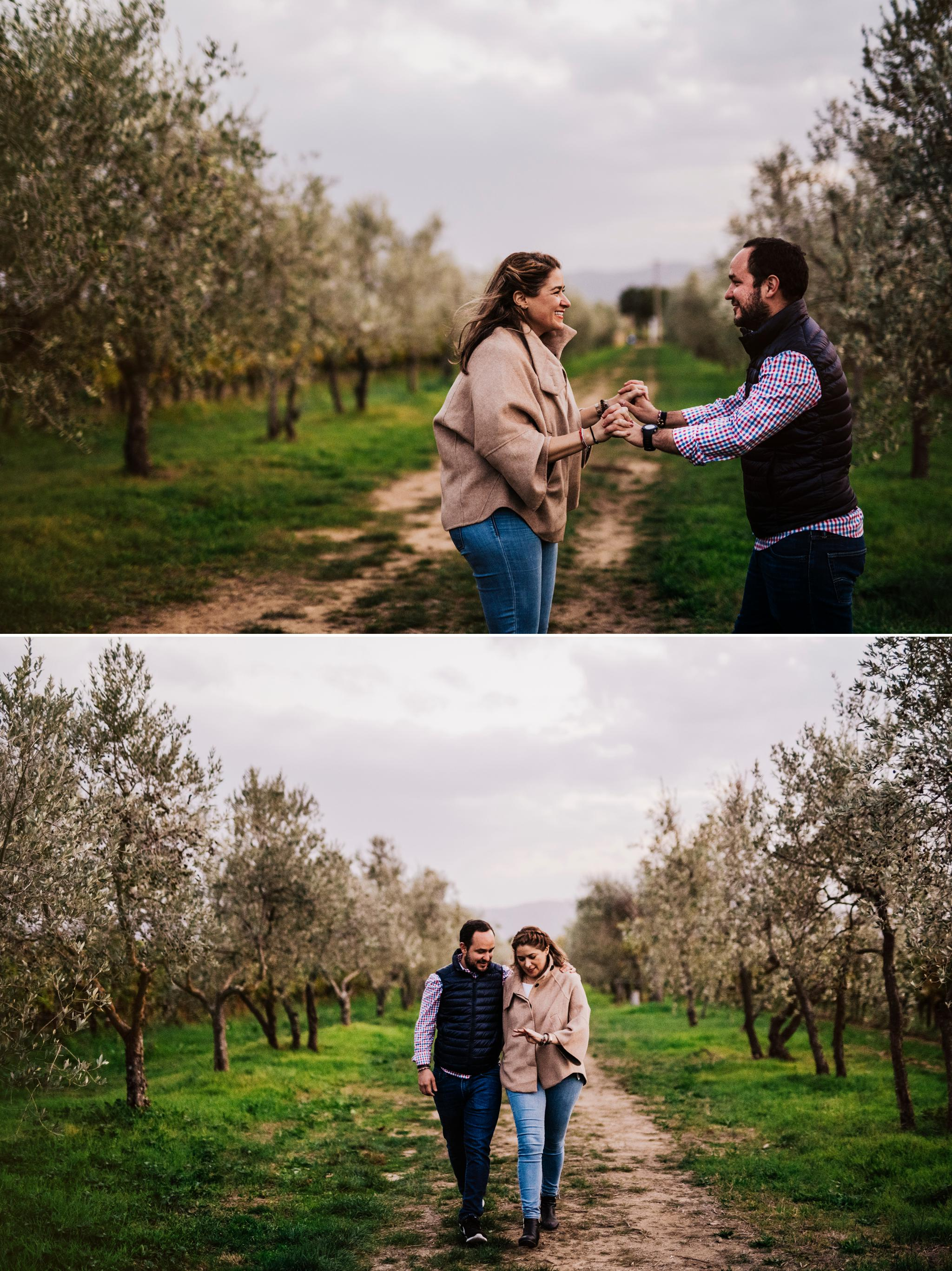 Wedding Proposal Tuscany