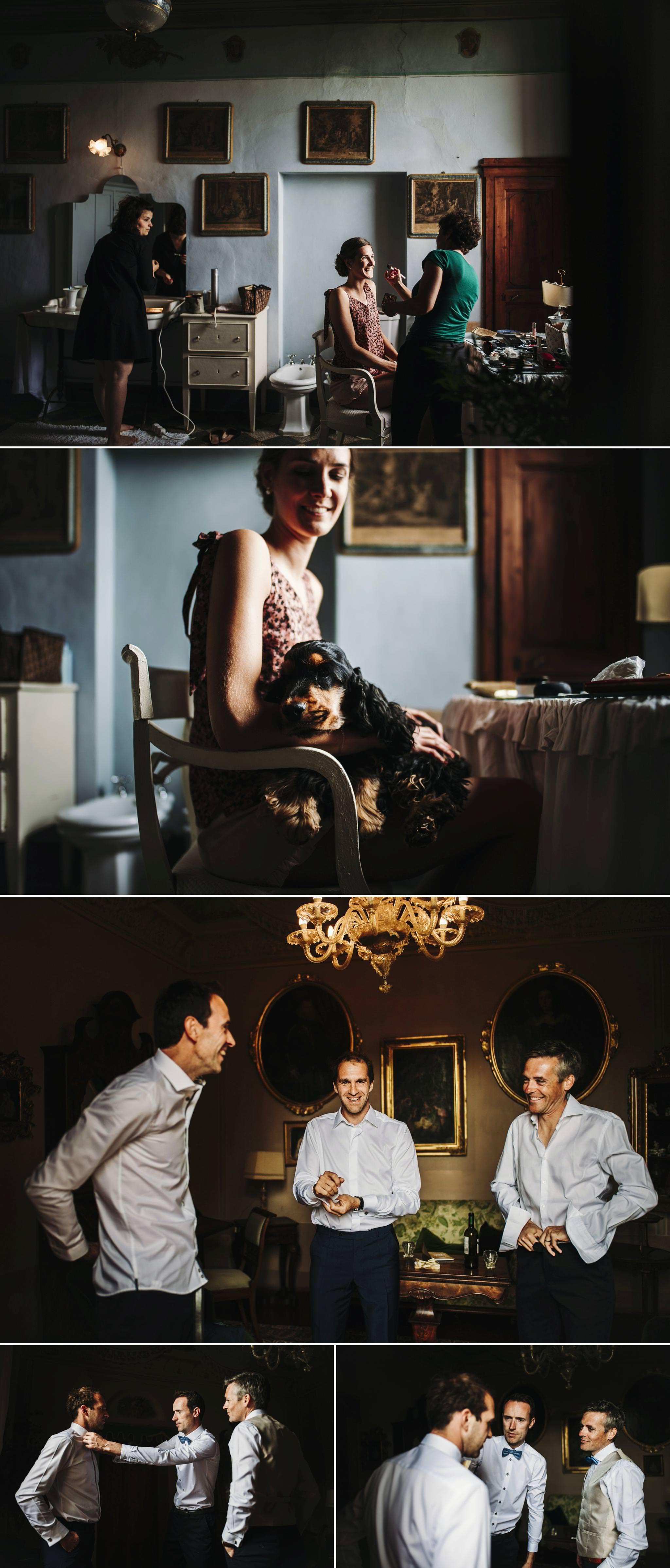 Wedding in Tuscany - Borgo Stomennano